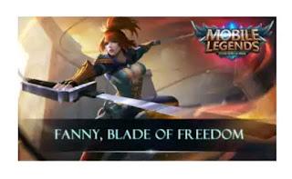 Hero yang paling  ditakuti Fanny Mobile Legends