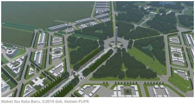 China Tertarik Bangun Ibu Kota Baru dan Kereta Sedang Jakarta-Surabaya