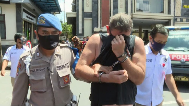 Australian facing 12 years in jail over 'involvement in Bali drugs syndicate'