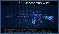 SC-2010 Silencer Milkyway