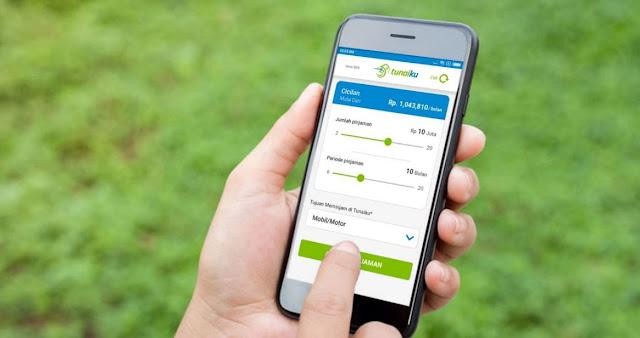 pinjaman online bunga paling rendah