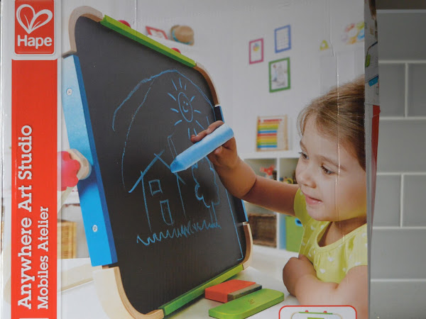 Review | Hape Anywhere Art Studio