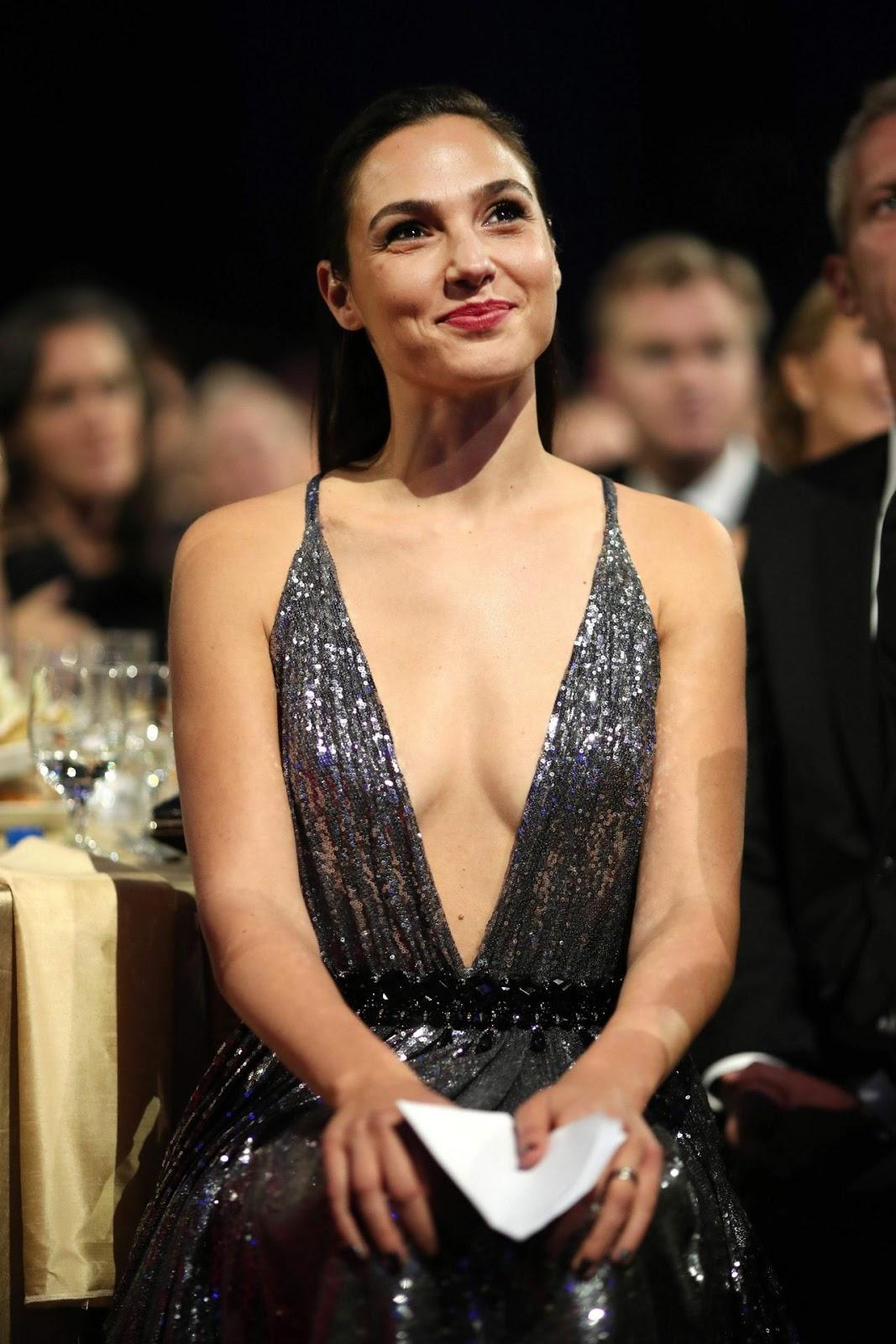 Gal Gadot – 23rd Annual Critics' Choice Awards Pictures