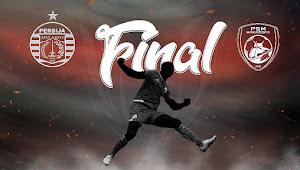 Ini Harga Tiket Online Persija vs PSM Makassar - Final Piala Indonesia