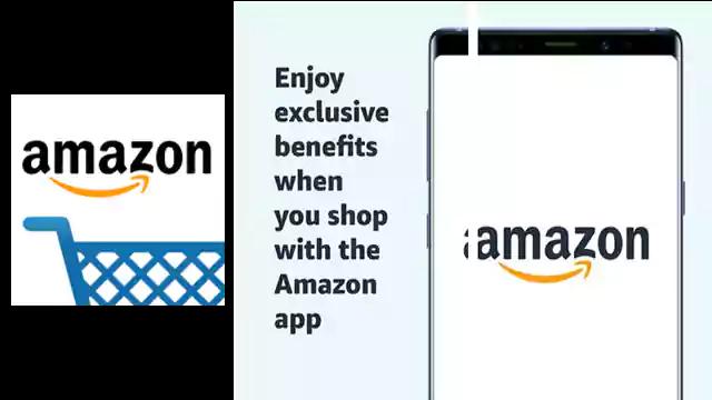 تحميل تطبيق اندرويد Amazon Shopping التسوق عبر الانترنت