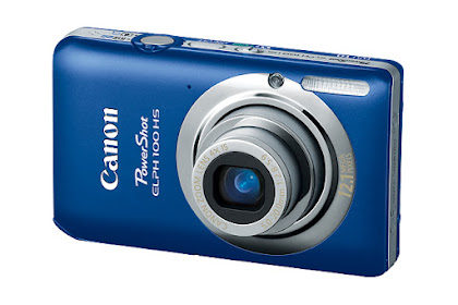 Canon PowerShot ELPH 100 HS Driver Download Windows, Mac