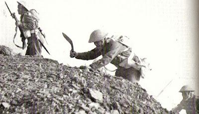 Pengalaman Perang Pasukan Gurkha yang Fenomenal