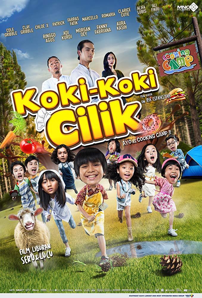 Download Koki-Koki Cilik (2018) WEB-DL Full Movies