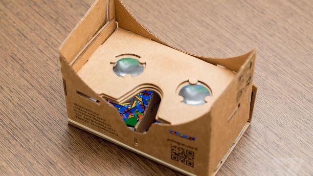 DIY VR Headset