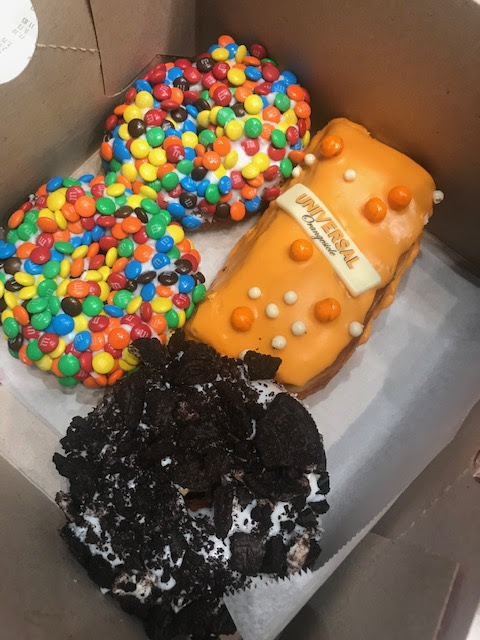Voodoo Doughnuts located in Universal Citywalk