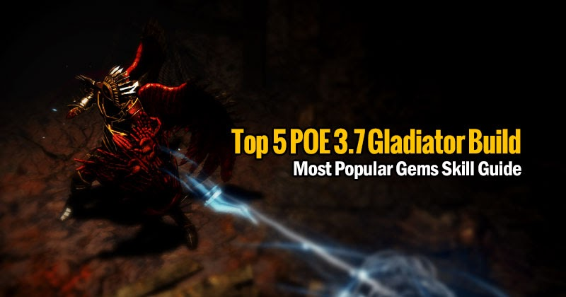 Top 5 Poe 3 7 Gladiator Build Most Popular Gems Skill Guide Enlighten is primarily used to decrease the amount of mana reservation of linked skills. top 5 poe 3 7 gladiator build most