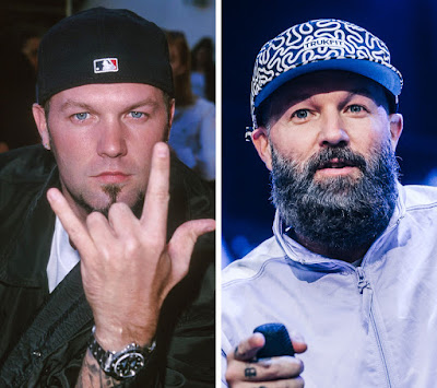 18. Fred Durst, do Limp Bizkit