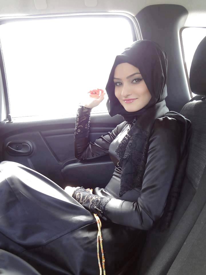 Collection 2 - Hijab  Turbanli  Arab  Muslim  Burqa -7488