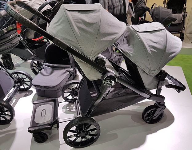 New tandem stroller 2017 City Select Lux