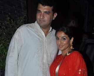 sidharth roy wedding vidya balan