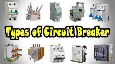 How-many-types-of-circuit-breaker
