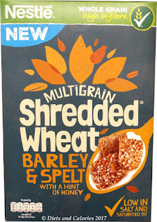Shredded wheat multigrain barley & spelt