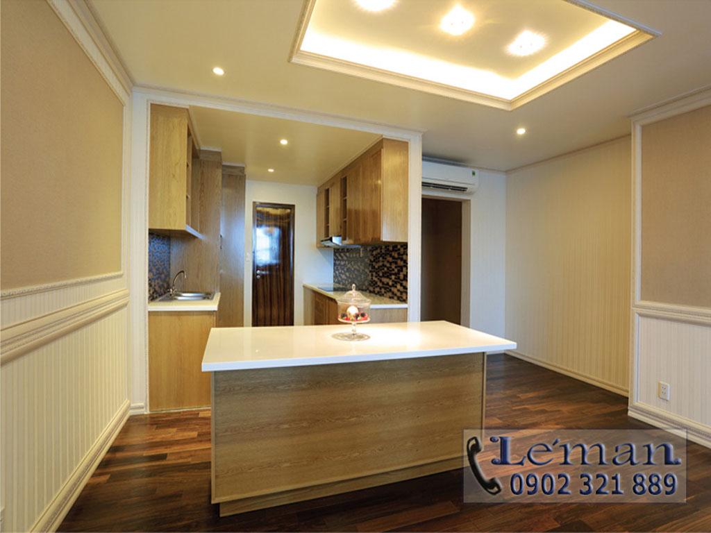 Bán căn hộ Léman Luxury Apartments 96m2 với 3 phòng ngủ nội thất sang trọng