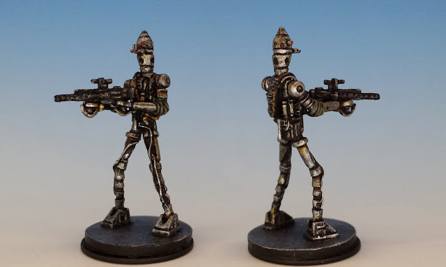 IG-88, Imperial Assault FFG (2014, sculpted by B. Maillet)