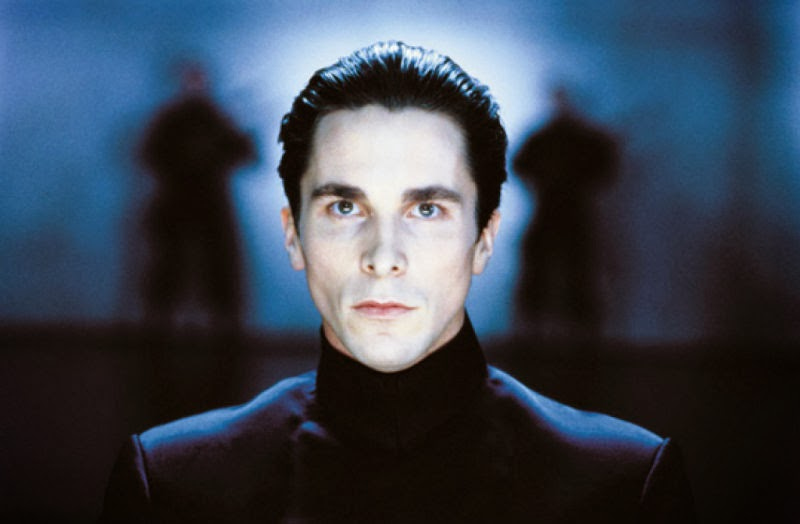 Christian Bale Equilibrium Puppy