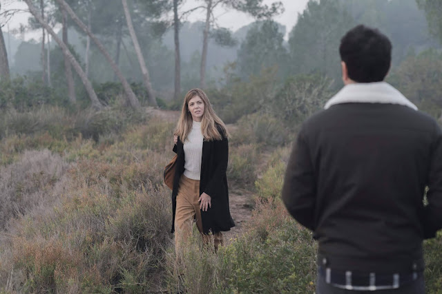 Manuela Velasco en 'Mentiras'