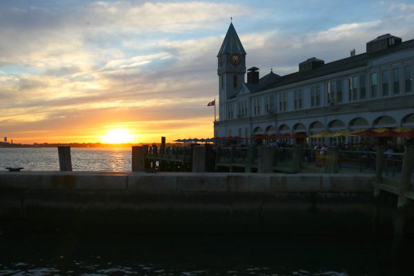 Ein Ausflug nach Washington D.C.und noch ein paar Tage in New York | Battery Park Pier a Harbour House