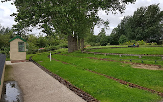Miniature Railway at Exhibition Park in Newcastle