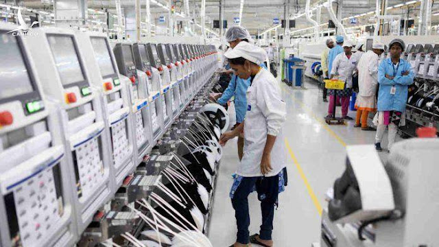 Rút khỏi Trung Quốc, các tập đoàn công nghệ chuyển sang Việt Nam