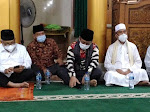 Asben Hendri Wakili Sekda Safari Ramadan di Kota Sawahlunto