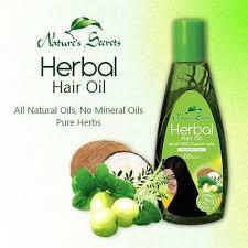 herbal hair oil to grow hair faster
