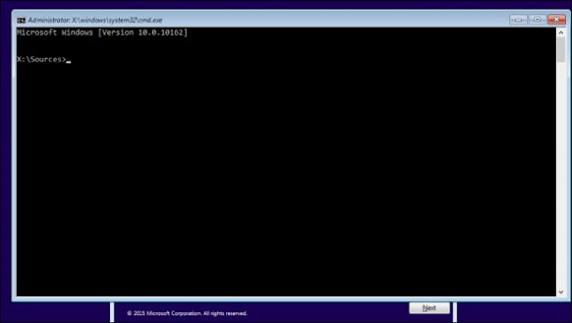 Reset Kata Sandi Login Windows 7 8 dan 10 kamu yang Terlupakan CMD