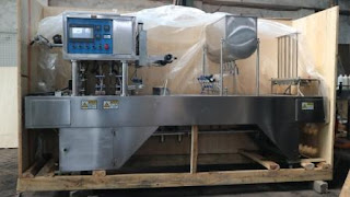 Full Automatic Cup Sealer 4 Line