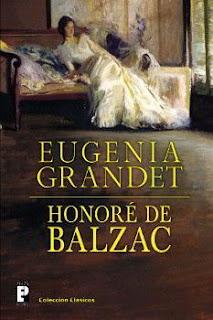 Portada del libro Eugenia Grandet para descargar en pdf gratis