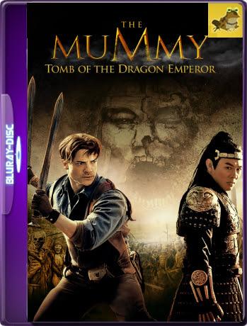 La Momia: La Tumba del Emperador Dragón (2008) BDRip 1080p 60FPS Latino [GoogleDrive] Ivan092