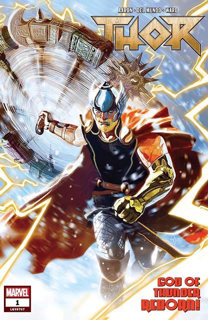 Thor #1 (2018)