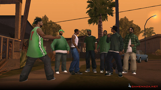 GTA San Andreas Original Gameplay Screenshot 1