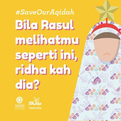 Alasan Terlarangnya Mengucapkan Selamat Natal Bagi Muslim