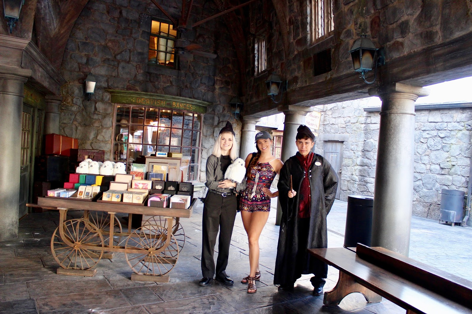 Los Angeles Universal Studios Hollywood Harry Potter World