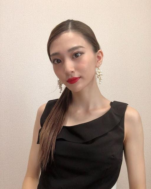 9 Beautiful Photos of Maria Kaneya Miss World Japan 2020, Naturally Beautiful