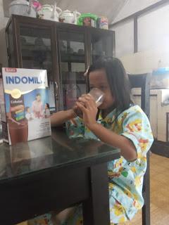 Berbagai manfaat susu bubuk untuk anak