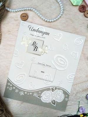 Undangan Pernikahan Erba 8882