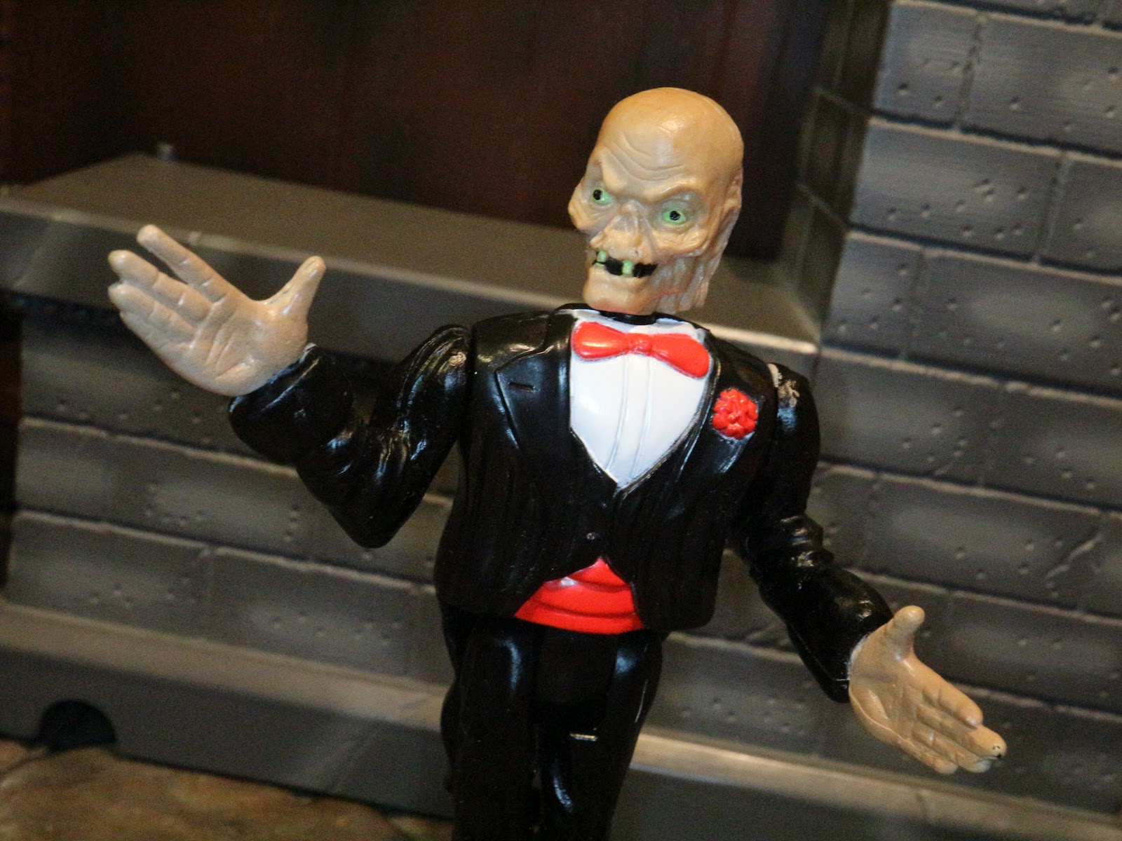 Tales From The Cryptkeeper Cryptkeeper Brown Robe Figure