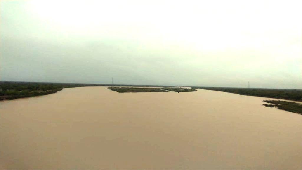 Nível do Rio São Francisco volta a subir novamente na região de Bom Jesus da Lapa