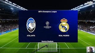 Atalanta Real Madrid  CANLI İZLE