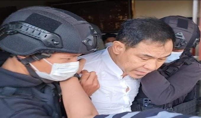 Diduga Terlibat Baiat Teroris, Densus 88 Antiteror Tangkap Muanarman