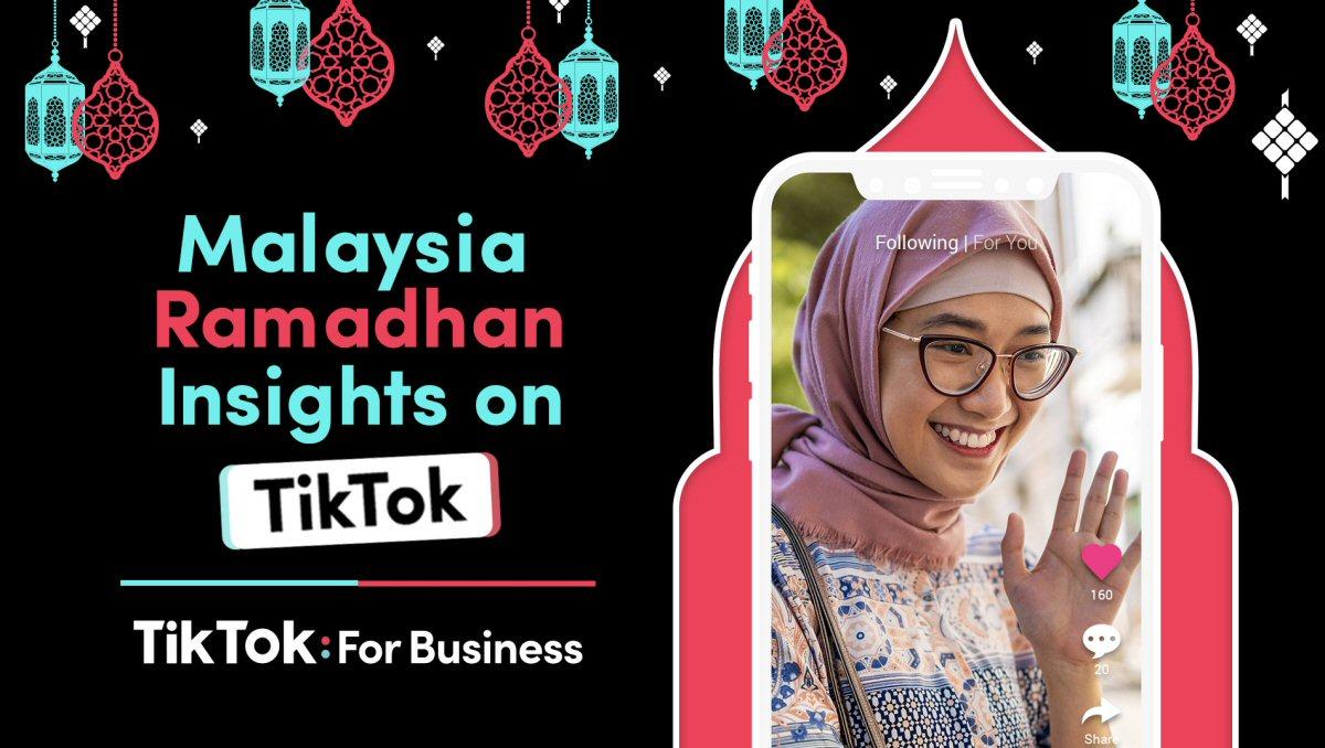 TikTok insights into Ramadan Malaysia 2021
