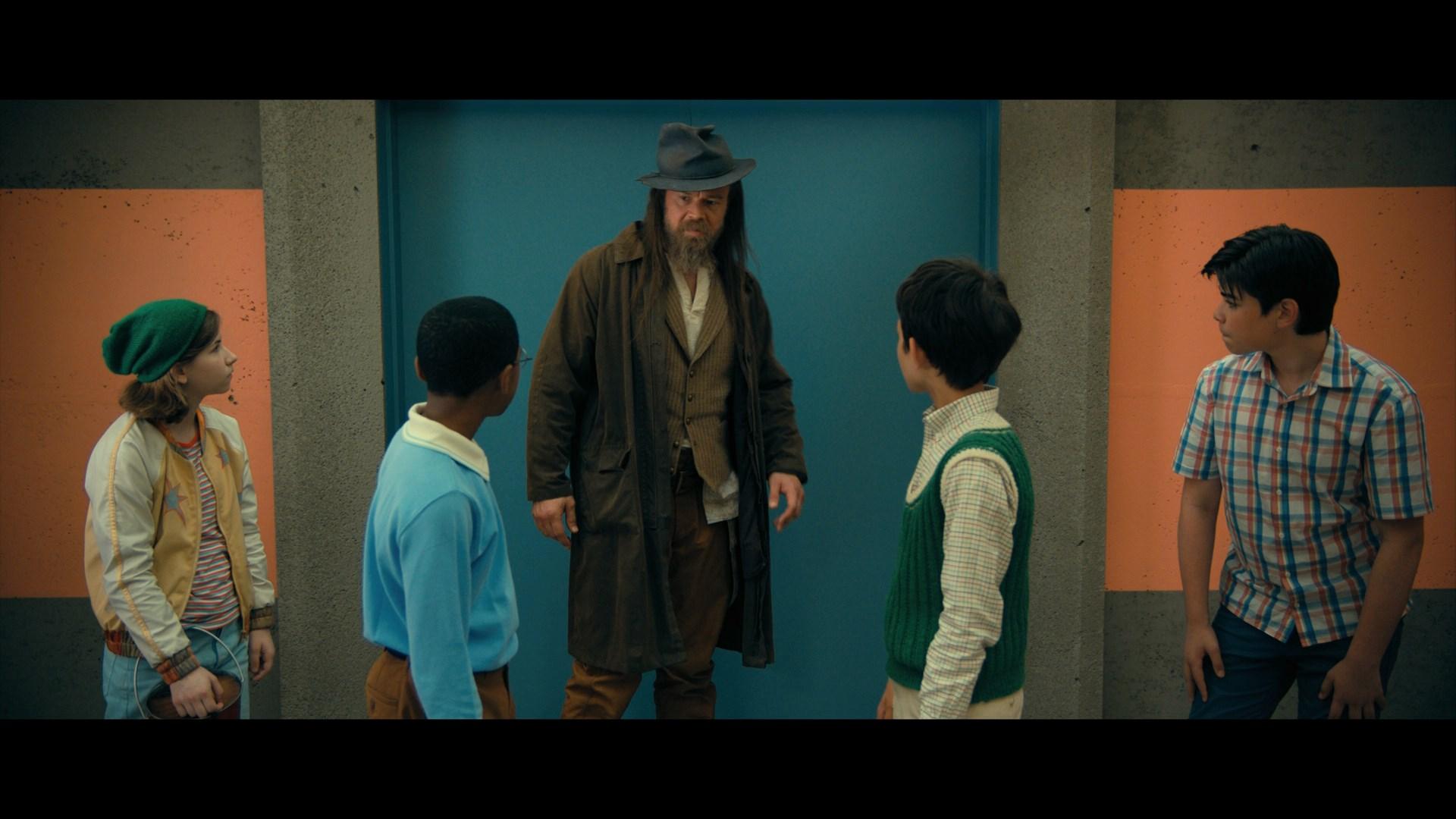 La Misteriosa Sociedad Benedict Temporada 1 (2021) 1080p WEB-DL Latino