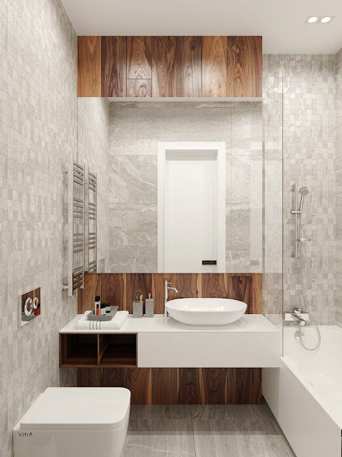 Toilet With Bathroom Design