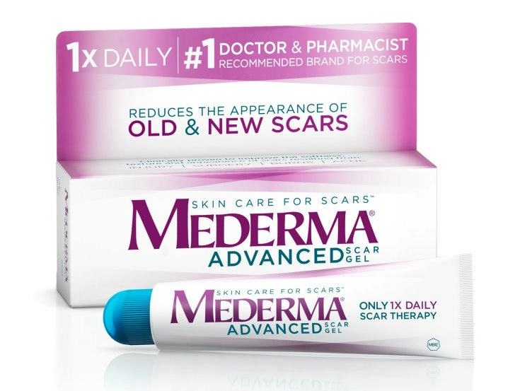 Thanks Mail Carrier Mederma Advanced Scar Gel Review Giveaway 5 Winners