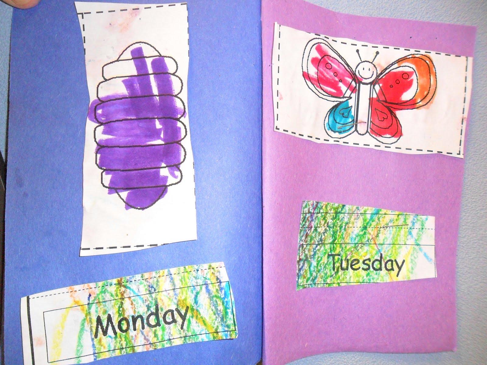 Kindelah Kindergarten Day 139 The Hungry Caterpillar